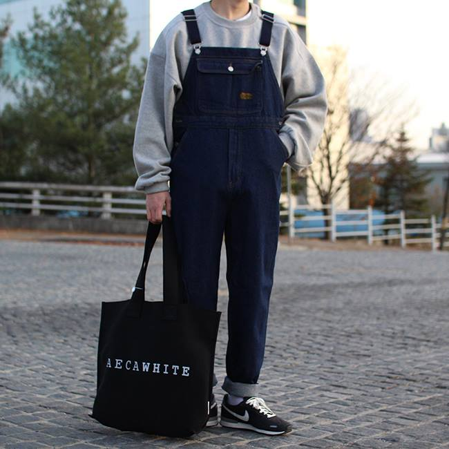 Avant-fit HUND Denim Overalls