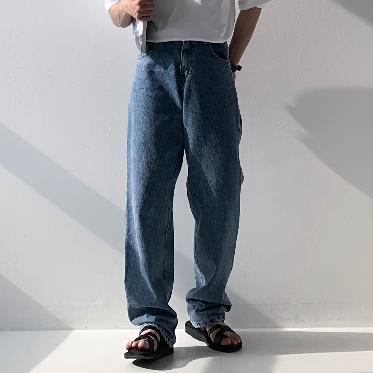 Avant-fit HIN Denim Jeans