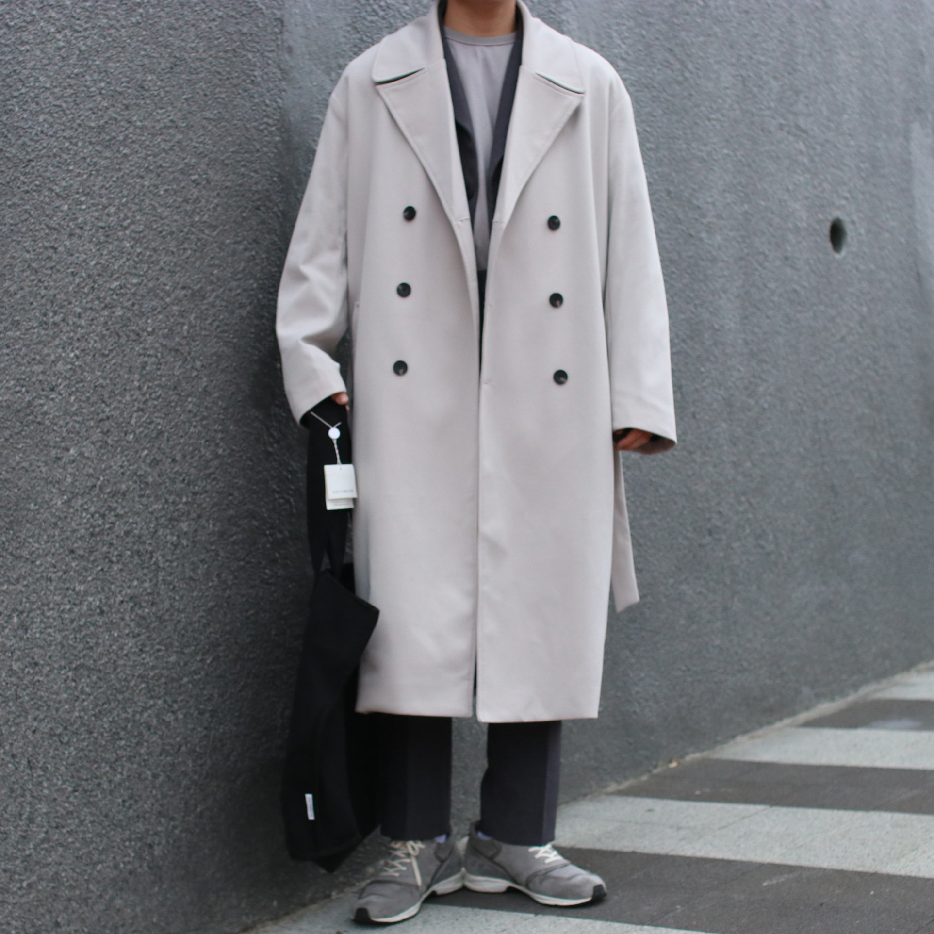 Over-fit NEXUS Ivory Coat (봄,가을원단)