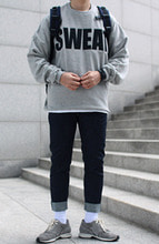 Over-fit SWEAT MTM