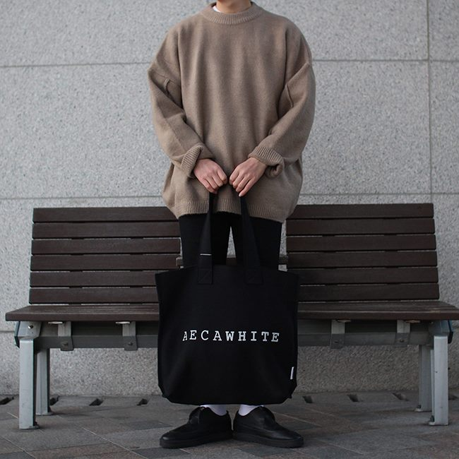 Over-fit CLUE Brown Knit