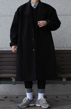Avant-fit HACU Black Coat (겨울)